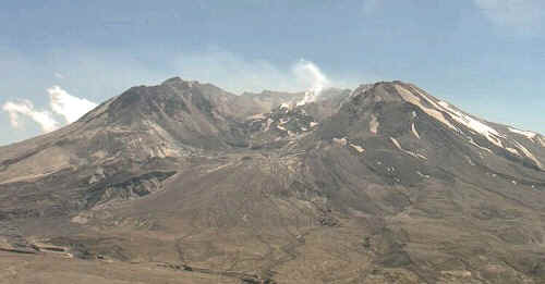 radiometric dating mount st helens